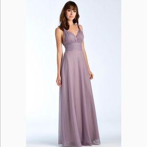 Allure Bridal 1568 Mauve Dress